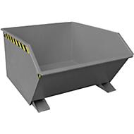 Kippbehälter Typ GU, 1000 Liter, grau