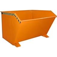 Kippbehälter Typ GU, 2000 Liter, orange