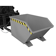 Kippbehälter Typ GU, 500 Liter, grau