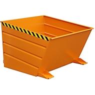 Kippbehälter VD 1000, orange