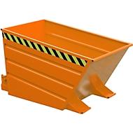 Kippbehälter VD 800, orange