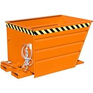 Kippbehälter VG 550, orange