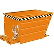 Kippbehälter VG 900, orange
