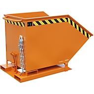 Kippmulde KK 600, orange (RAL 2000)