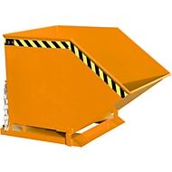 Kippmulde KK 800, orange (RAL 2000)