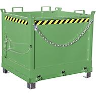 Klappbodenbehälter FB 1000, grün