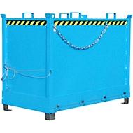 Klappbodenbehälter FB 2000, blau