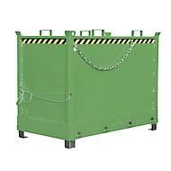 Klappbodenbehälter FB 2000, grün