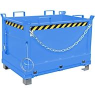 Klappbodenbehälter FB 500, blau
