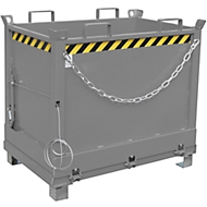 Klappbodenbehälter FB 750, grau