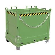 Klappbodenbehälter FB 750, grün