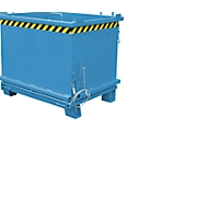 Klappbodenbehälter SB 1000, blau