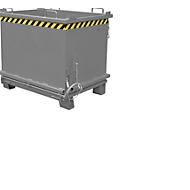 Klappbodenbehälter SB 1500, grau