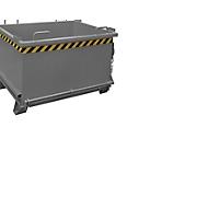 Klappbodenbehälter SB 750, grau