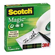 Klebeband, Scotch Magic,12mmx33m, 1 Rolle