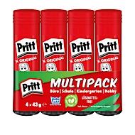 Klebestift PRITT, 4-er Pack, 43 g pro Stift