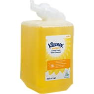 KLEENEX aromatische schuimende zeep Energy, geel, 1 liter