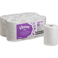Kleenex rollen handdoekpapier Ultra Airflex, 2-laags, Lengte 100 m, 6 stuks