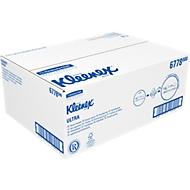 Kleenex® Ultra Hygiene gevouwen handdoekjes, 15 pakken van 124 handdoekjes