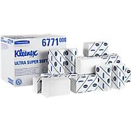 Kleenex® Ultra Supersoft handdoekjes hoogwit, 30 pakken van 96 handdoeken