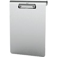 Klembord Maul MAULmedic A4-formaat, klemcapaciteit 8 mm, aluminium, ook geschikt om op te hangen, staand
