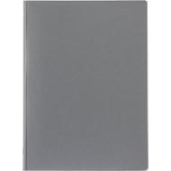 Klemmap Biella Attraction, A4, voor ca. 25 vellen, staand & liggend, met 4 magneten & handgreep, donkergrijs