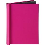 Klemmbinder VELOCOLOR®, für Formate DIN A4, mit Klemmfeder, max. 150 Blatt, pink
