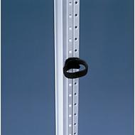 Klittenband-kabelhouders, 10 stuks