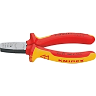 KNIPEX VDE adereindhulptang voor adereindhulzen 145 mm