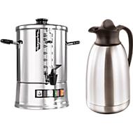 Koffiemachine Hogastra® CNS 75 + thermoskan, gratis