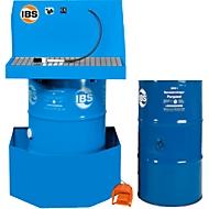 Kombination Teilereinigungsgerät Typ K, Spezialreiniger, Auffangwanne