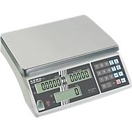 Kompakt-Zählwaage KERN CXB, 15 kg