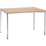 Konferenztisch, 1200 x 800 mm, Buche-Dekor