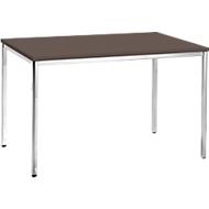 Konferenztisch, 1200 x 800 mm, Wenge-Dekor