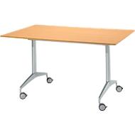 Konferenztisch, 1400 x 800 mm, Buche