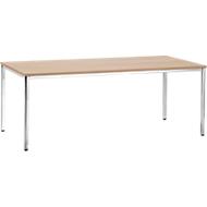 Konferenztisch, 2000 x 800 mm, Buche-Dekor
