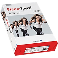 Kopieerpapier Papyrus Plano® Speed, A4, 80 g/m², wit, 1 doos = 10 x 500 vellen