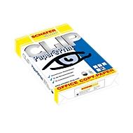 Kopieerpapier Schäfer Shop CLIP Paper@Print, A4, 80 g/m², wit, 1 doos = 10 x 500 vellen