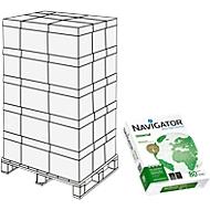Kopieerpapier Universal, A4, 80 g/m², helderwit, 1 pallet = 200 x 500 vellen
