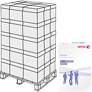 Kopieerpapier Xerox Premier ECF, DIN A4, 80 g/m², zuiver wit, 1 pallet = 240 x 500 vellen