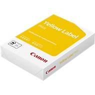Kopierpapier Canon Yellow Label Print, 80 g/m², weiß, 1 Paket = 500 Blatt