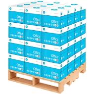 Kopierpapier Hewlett Packard Office CHP110, DIN A4, 80 g/m², weiß, 1 Palette = 200 x 500 Blatt