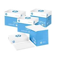 Kopierpapier Hewlett Packard Office, DIN A4, 80 g/m², weiß, 4 Karton = 4 x 2500 Blatt