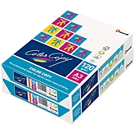 Kopierpapier Mondi Color Copy, DIN A3, 120 g/m², reinweiß, 1 Karton = 2 x 250 Blatt