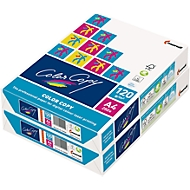 Kopierpapier Mondi Color Copy, DIN A4, 120 g/m², reinweiß, 1 Karton = 2 x 250 Blatt