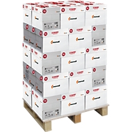 Kopierpapier Mondi IQ Economy +, DIN A4, 80 g/m², reinweiß, 1 Palette = 200 x 500 Blatt