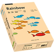 Kopierpapier Rainbow 80, DIN A4, 80 g/qm, lachs