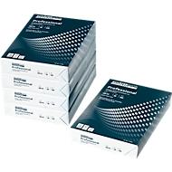 Kopierpapier Schäfer Shop CLIP PRINTECH, DIN A4, 80 g/m², hochweiß, 1 Karton = 5 x 500 Blatt