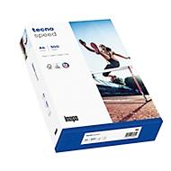 Kopierpapier tecno speed, DIN A4, 75 g/m², reinweiß, 1 Karton = 10 x 500 Blatt