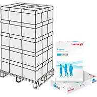 Kopierpapier Xerox Business ECF, DIN A4, 80 g/m², weiß, 1 Palette = 240 x 500 Blatt
